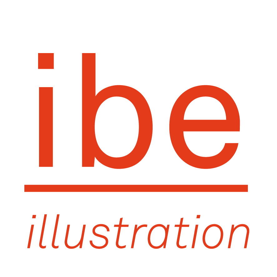 IBE Illustration Logo