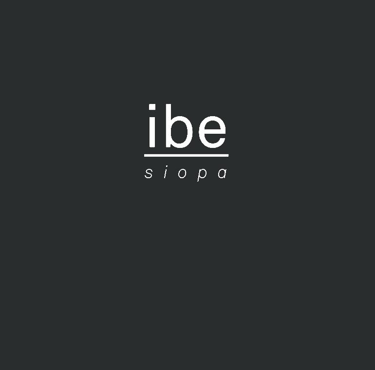 IBE Store IBE Siopa IBE Shop logo.