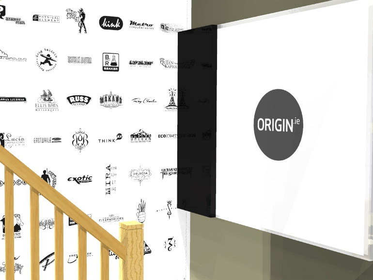 IBE Office & Commercial - Office Design - Origin Studio Office Design Concept
