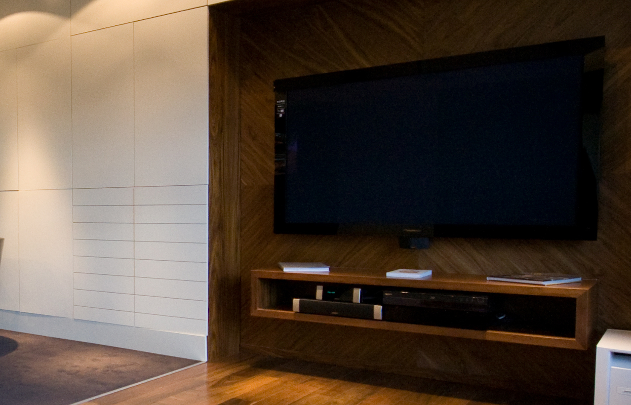 IBE Retail Showroom Design - Instacom Audio-Visual Showroom Design - Photograph